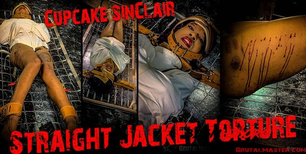 Cupcake SinClair – Straight Jacket Torture | Full HD 1080p | Release Year: Oct 20, 2019 - Oct 20, 2019 - FullHD