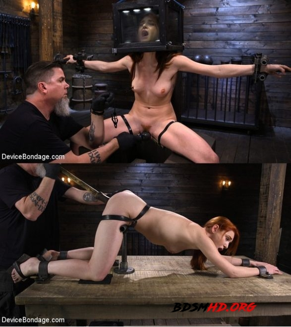 Lacy Lennon: Gorgeous Redhead's Sensual Submission - Lacy Lennon - DEVICE BONDAGE - 2020 - HD