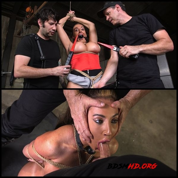 Big Ass-ed MILF Richelle Ryan Trained and Fucked in Rope Bondage - 2020 - HD