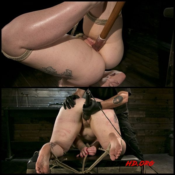 Pain Slut in Extreme Bondage Suffers from Brutal Torment - 2020 - HD
