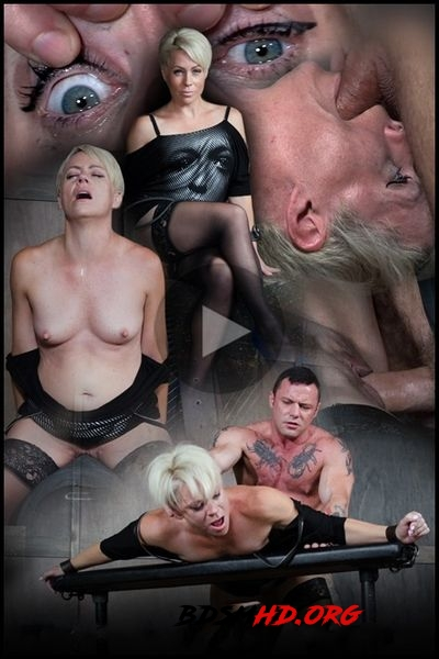 Helena Locke loves being stuffed full of hard cock! Brutal throat fucking, crying and begging - Helena - 2020 - HD