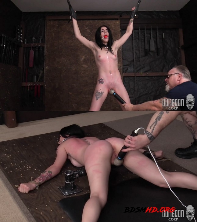 Dungeon Corp Rosalyn Sphinx: Precious Bound - 2019 - FullHD