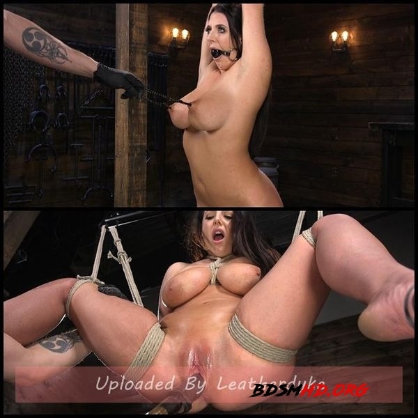 Angela White's First Time in Brutal Bondage and Tormented - Angela - 2020 - HD