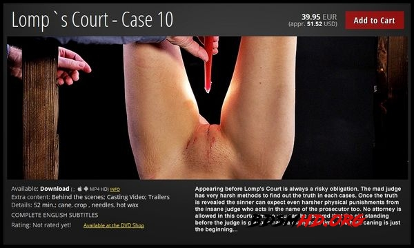 Lomp`s Court – Case 10 - 2020 - FullHD