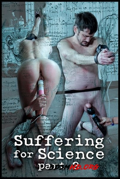 Suffering for Science Part 2 - Slave Fluffy, Abigail Dupree, London River - 2017 - HD