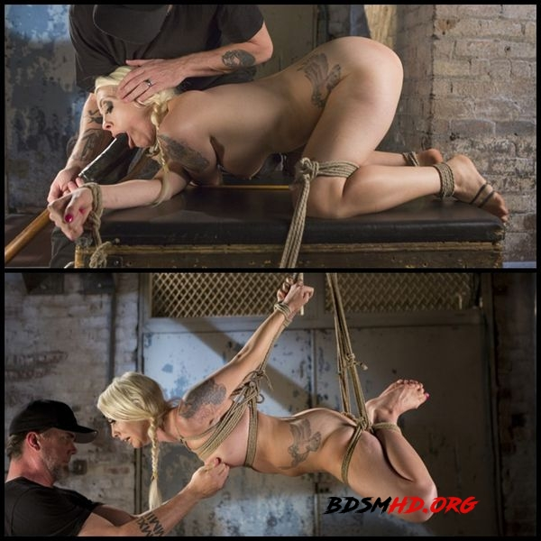 Lorelei Lee Submits to Extreme Bondage and Grueling Torment - 2017 - HD