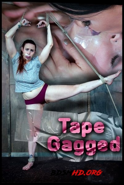 Tape Gagged - Bella Rossi, London River - 2016 - HD