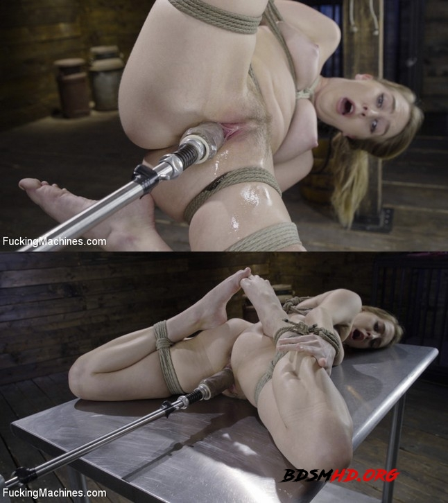 Bondage Face Fuck Machine