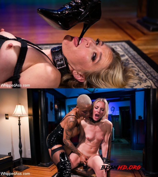 Off The Books: Mona Wales Submits to Mistress Ashley Paige - Mona Wales, Ashley Page - WHIPPED ASS - 2019 - HD