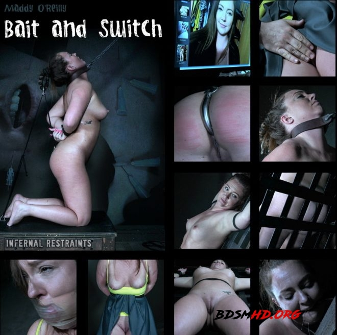 Bait and Switch | Maddy O'Reilly/Maddy comes for a bondage shoot and gets something more horrific! - INFERNAL RESTRAINTS - 2019 - HD