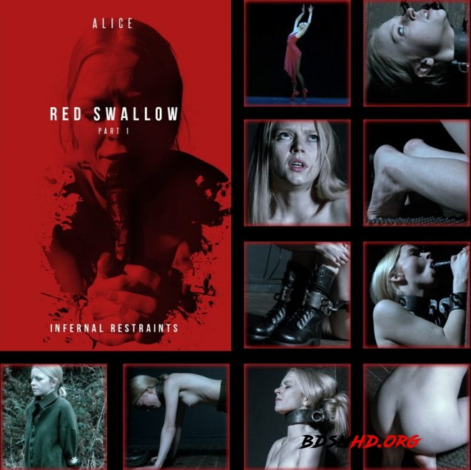Red Swallow Part 1 - This taboo nightmare begins with a simple slip. - Alice - INFERNAL RESTRAINTS - 2019 - HD