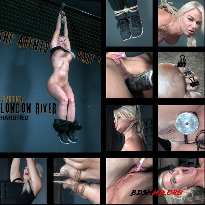 The Agents Part 1 - OT questions London's loyalty as an agent in his organization - London River - HARDTIED - 2019 - HD