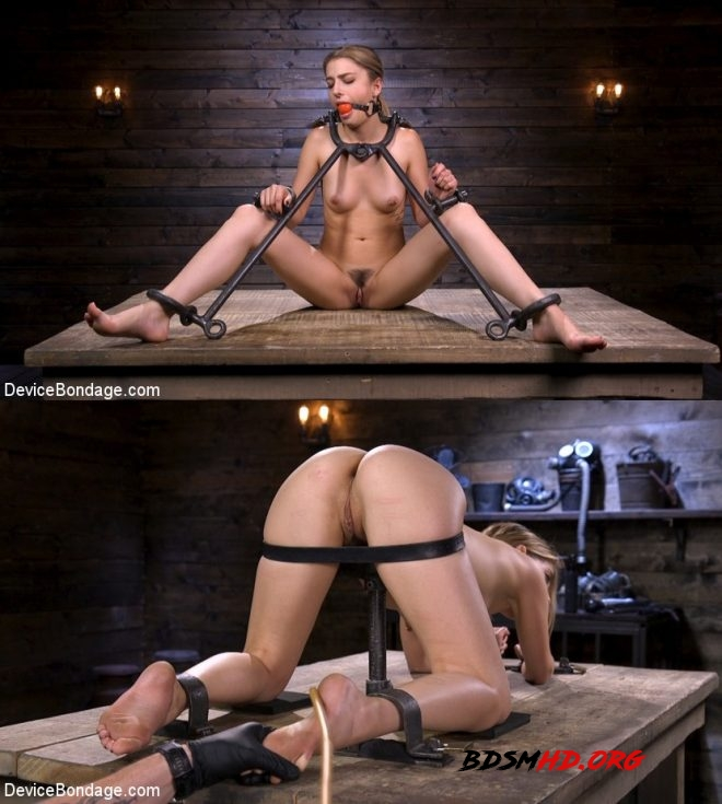 Beauty and The Beast: Kristen Scott vs The Pope - Kristen Scott - DEVICE BONDAGE - 2019 - HD