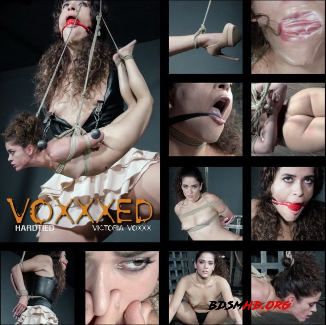 Voxxxed - Victoria learns what it means to be Voxxxed! - Victoria Voxxx - HARDTIED - 2019 - SD