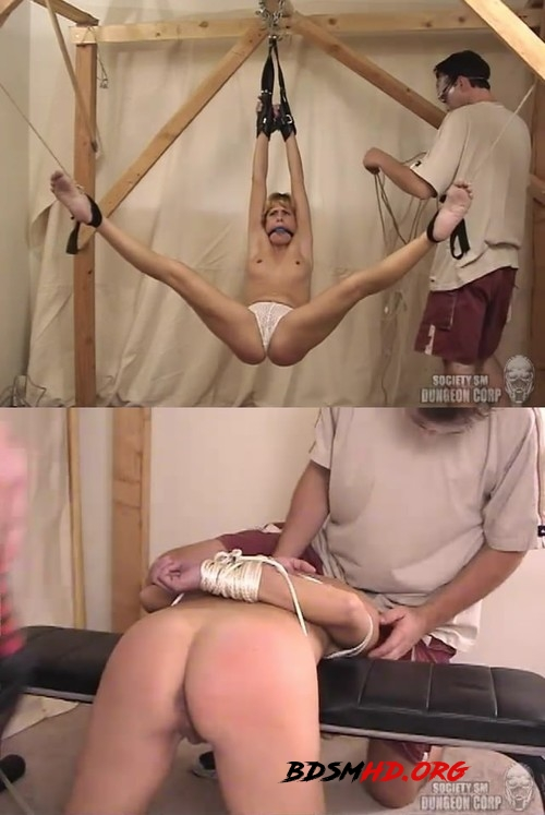 Payton Leigh – Strung Up and Spread Wide - SocietySM Redux - 2019 - SD