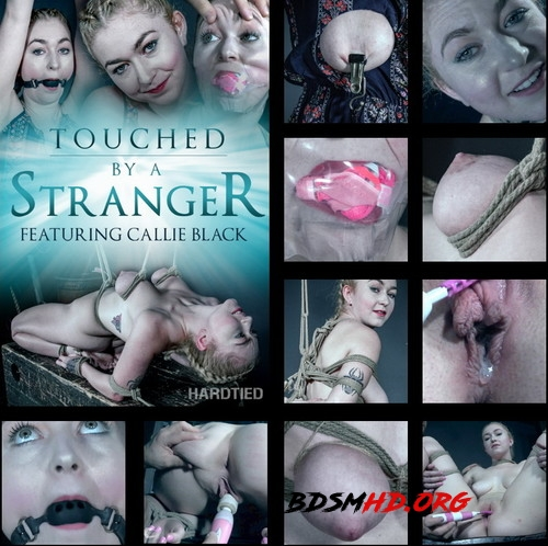 Touched by a Stranger - Neophyte Callie Black gets in over her head! - Callie Black - HARDTIED - 2019 - HD