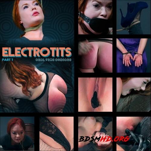 Electrotits Part 1 - Summer Hart - REAL TIME BONDAGE - 2019 - SD