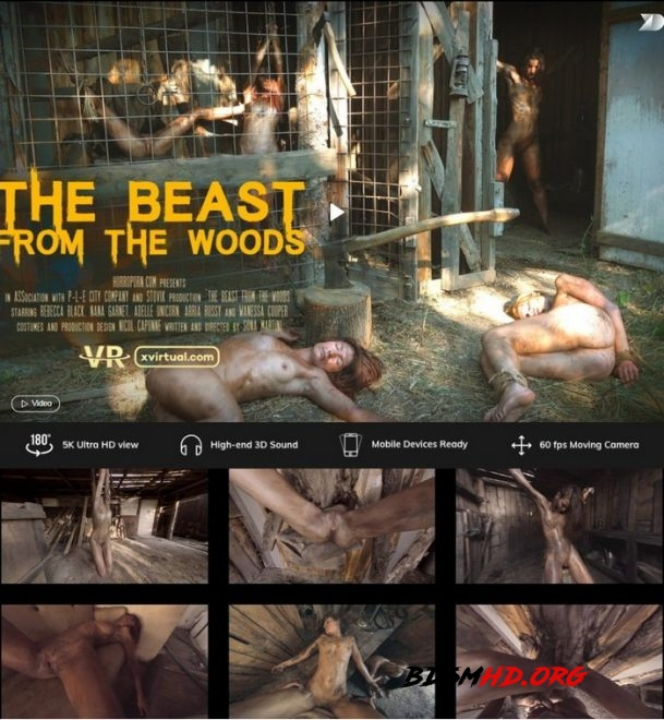 The beast from the woods - X Virtual, Horror Porn - 2019 - UltraHD/2K