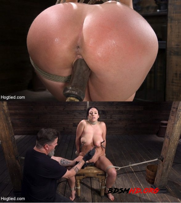 Angela White: Complete Submission to The Pope - Angela White - HOGTIED - 2020 - HD