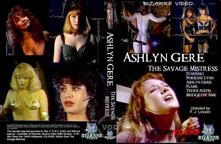 The Savage Mistress - Ashlyn Gere - 2020 - SD