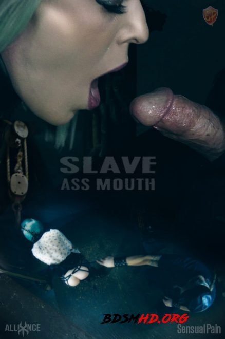 Slave Ass Mouth - SENSUAL PAIN - 2020 - FullHD