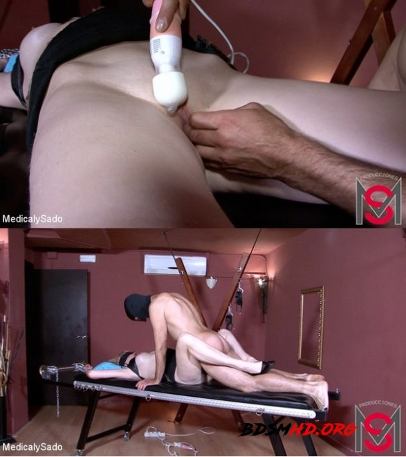 The playful submissive guy - Pou Fosc, Anna - MEDICALY SADO - 2020 - HD