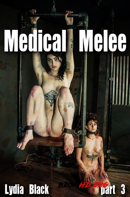 Medical Melee Part 3 - RealTimeBondage - 2020 - HD