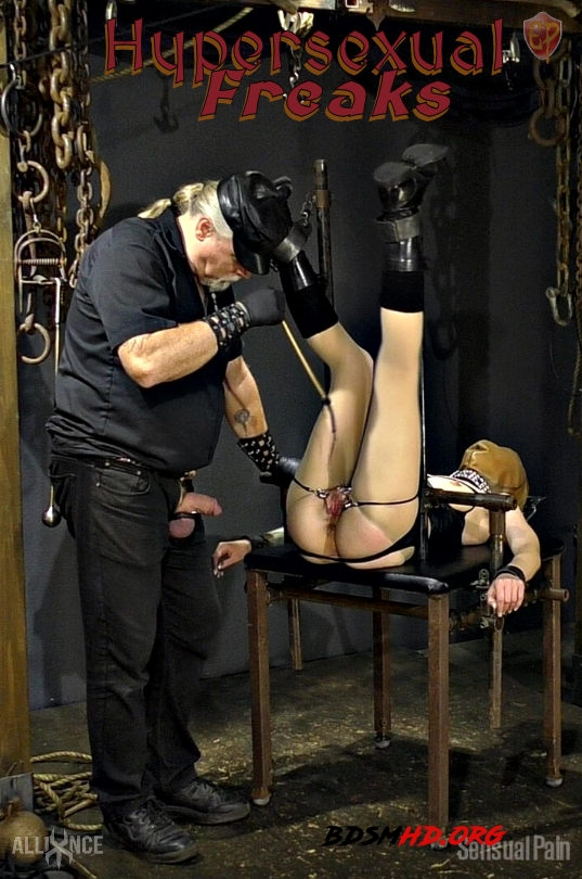 Severe Torture and Humiliation of Bound Women - Hypersexual Freaks - SensualPain - 2020 - FullHD