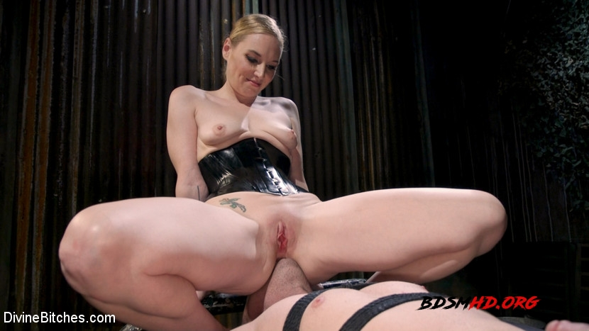 Dirty BDSM Sex Scenes - Delirious Hunter, Mike Panic - DivineBitches - 2020 - HD