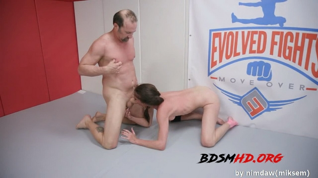 Dirty BDSM Sex Scenes - Sofie Marie, Spike Irons - EvolvedFights - 2020 - HD
