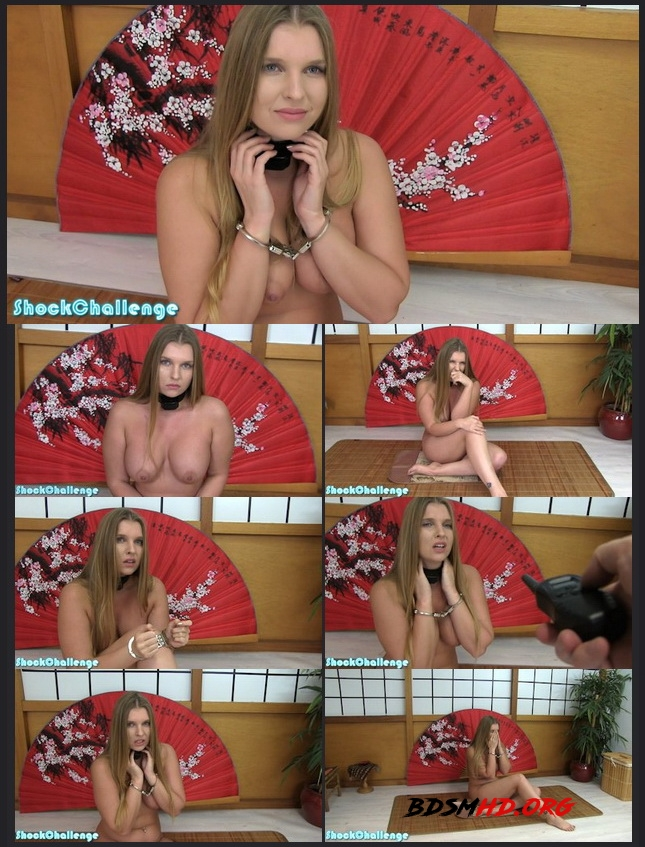 New girl Ariel takes the challenge - ShockChallange - 2020 - FullHD