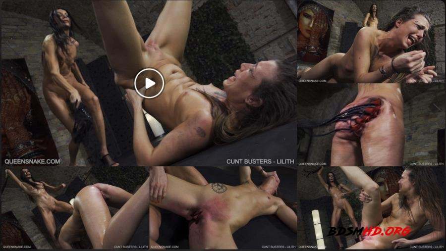 Cunt Busters - Lilith - QueenSnake - 2020 - FullHD