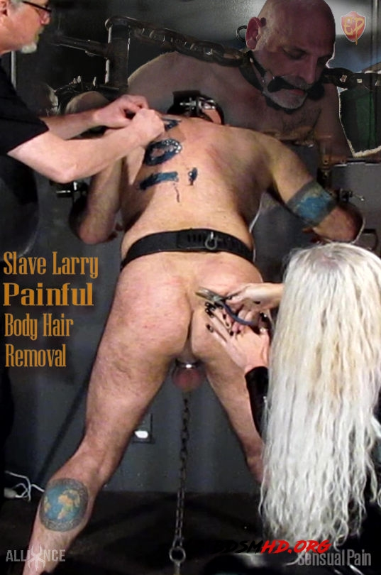 Painful Body Hair Removal - SensualPain - 2020 - FullHD