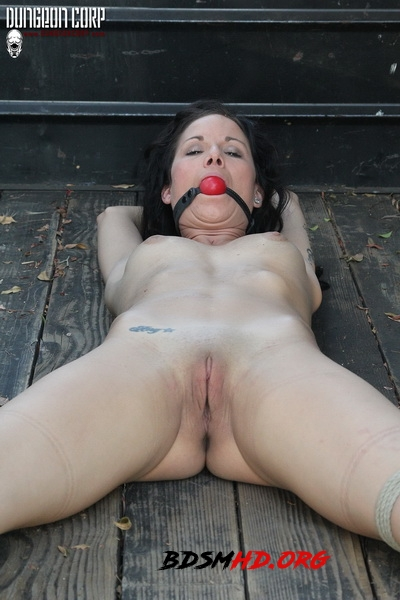 Truck Tied and Cumming - Sadie Dawson - PerfectSlave - 2020 - HD