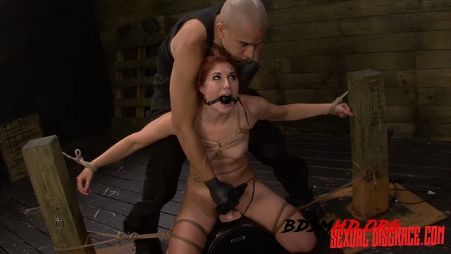 Rose's Limits are Tested - Rose Red, Bruno Dickemz - SexualDisgrace - 2020 - HD