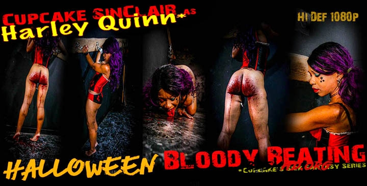 Halloween Bloody Beating - Cupcake SinClair - BrutalMaster - 2020 - FullHD