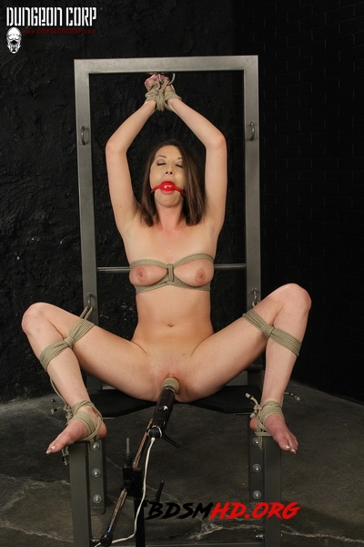 Chair Tied and Vibed - Jasmine Delatori - PerfectSlave - 2020 - HD