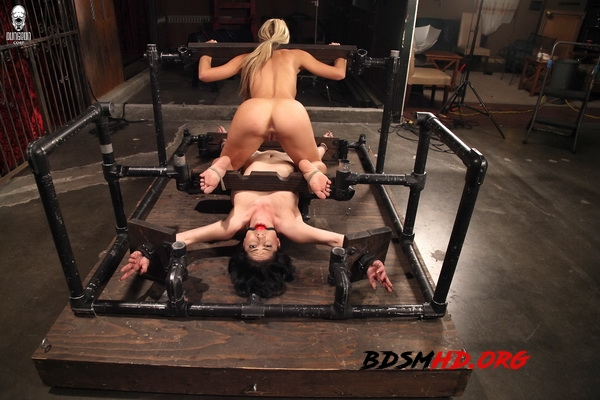Dual Domination In The Dungeon - Cherie Deville, Kymberly Jane - 2020 - SD
