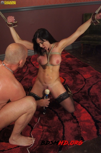 Primal Lust Pt II - Kendra Lust - FuckingDungeon - 2020 - HD