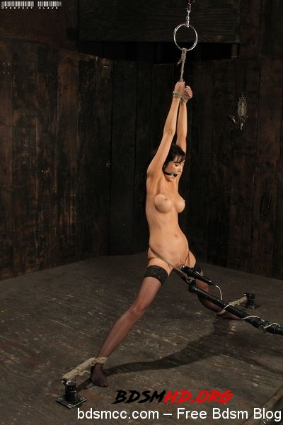 A Standing Struggle - Diana Prince - Perfect Slave - 2020 - HD