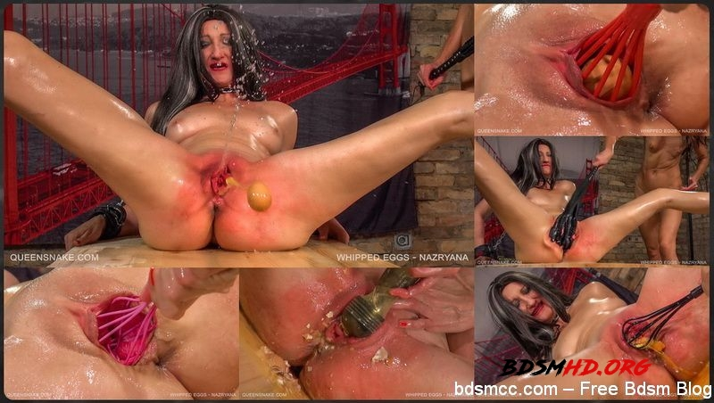 Whipped Eggs - Nazryana - Queen Snake - 2020 - FullHD