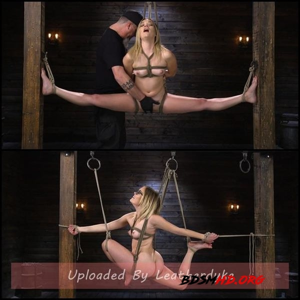 Blonde, All Natural, Flexible Slut in Grueling Bondage - Katie Kush - 2020 - HD