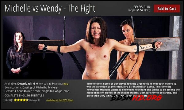 Michelle vs Wendy – The Fight - 2020 - FullHD