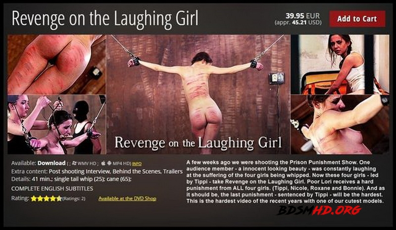 Revenge on the Laughing Girl - Lori - ElitePain - 2016 - HD