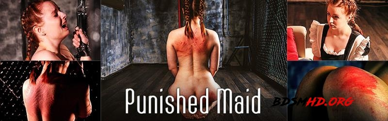 Punished Maid - Torture - ElitePain - 2017 - HD