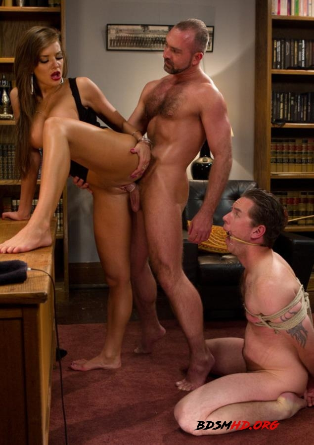 Sadistic wife cuckolds husband with tantric sex specialist. - Nika Noire, Josh West, Vern Hopkins - DivineBitches - 2011 - HD