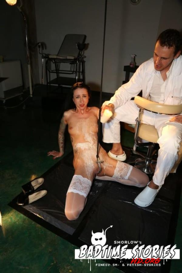 Piss play and BDSM action with German slave Stella Star and doctors PT 2 - Stella Star - PorndoePremium - 2017 - FullHD
