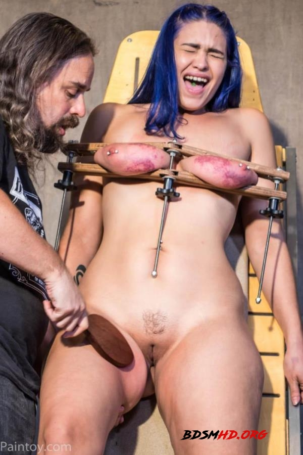 Slaves are made for Hurting - part 2 - Kiki Sweet - PainToy - 2016 - FullHD