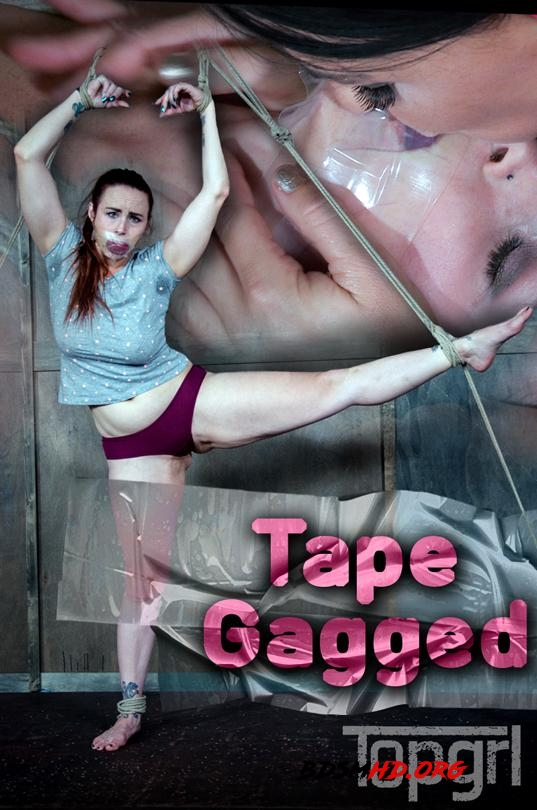 Tape Gagged - Bella Rossi, London River - TopGrl - 2016 - HD