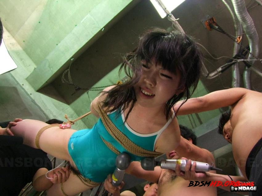 An Orie in bondage enjoys some nasty toying - An Orie - AsiansBondage - 2017 - FullHD